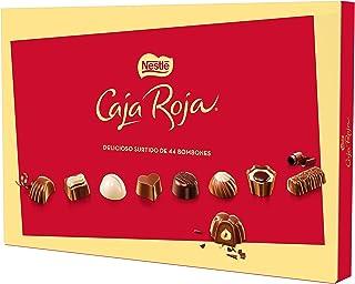 comprar comparacion NESTLÉ CAJA ROJABombones de Chocolate - Estuche de bombones 400 g