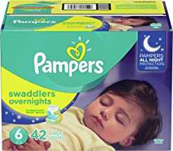 Best pampers swaddlers nighttime diapers Reviews