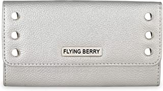 Flying Berry Womens Clutch