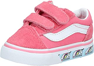 VANS TD Old Skool V, Baby Girls' Skateboarding Shoes
