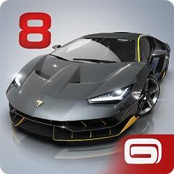 56 coches de gama alta (¡el 80% NUEVOS!) de los mejores fabricantes, como Lamborghini y Ferrari Utiliza las rampas y vuela por encima de la pista: realiza trompos y salvajes saltos de 360º Compite en 9 escenarios diferentes, como Venecia o el desiert...