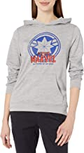 Marvel womens Hooded Sweatshirt Hooded Sweatshirt