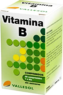 Vallesol Vitamina B Complex - 30 Comprimidos