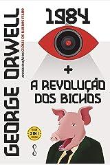1984 + A Revolução dos Bichos: 2 em 1 eBook Kindle