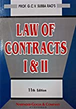 Law of Contracts I & II (Famous book on Law of Contracts)