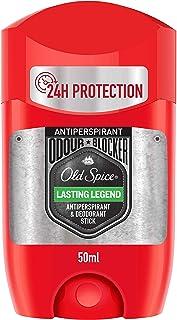 Old Spice Lasting Legend Antiperspirant And Deodorant Stick For Men, 50 ml