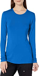 CHEROKEE Women's Long Sleeve Knit Underscrub Tee