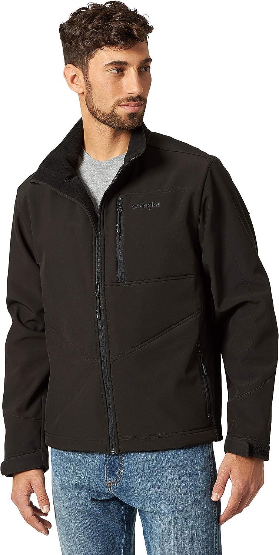Wrangler Men's Concealed Carry Trail Jacket