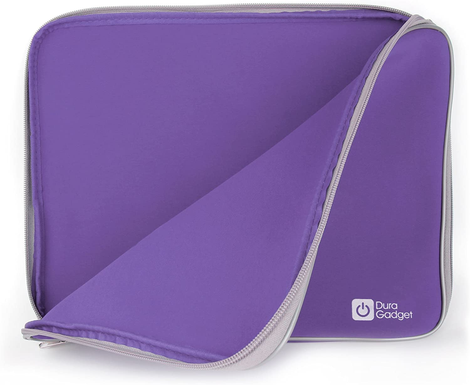 DURAGADGET Purple Water Resistant Case Neoprene Cushioned Max 78% OFF Year-end annual account Carry