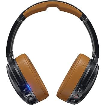 Skullcandy Crusher Anc Personalized Noise Canceling Wireless Headphone - Black/Tan