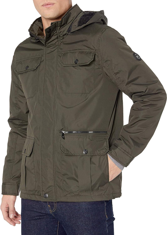 URBAN REPUBLIC Mens Cloud Ballistic Jacket