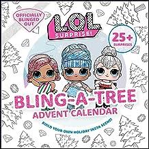 L.O.L. Surprise! Bling-A-Tree Advent Calendar
