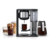 Ninja CM401 Specialty Coffee Maker with 10-Cup Glass Carafe & Fold-Away Frother + $10 Kohls Cash