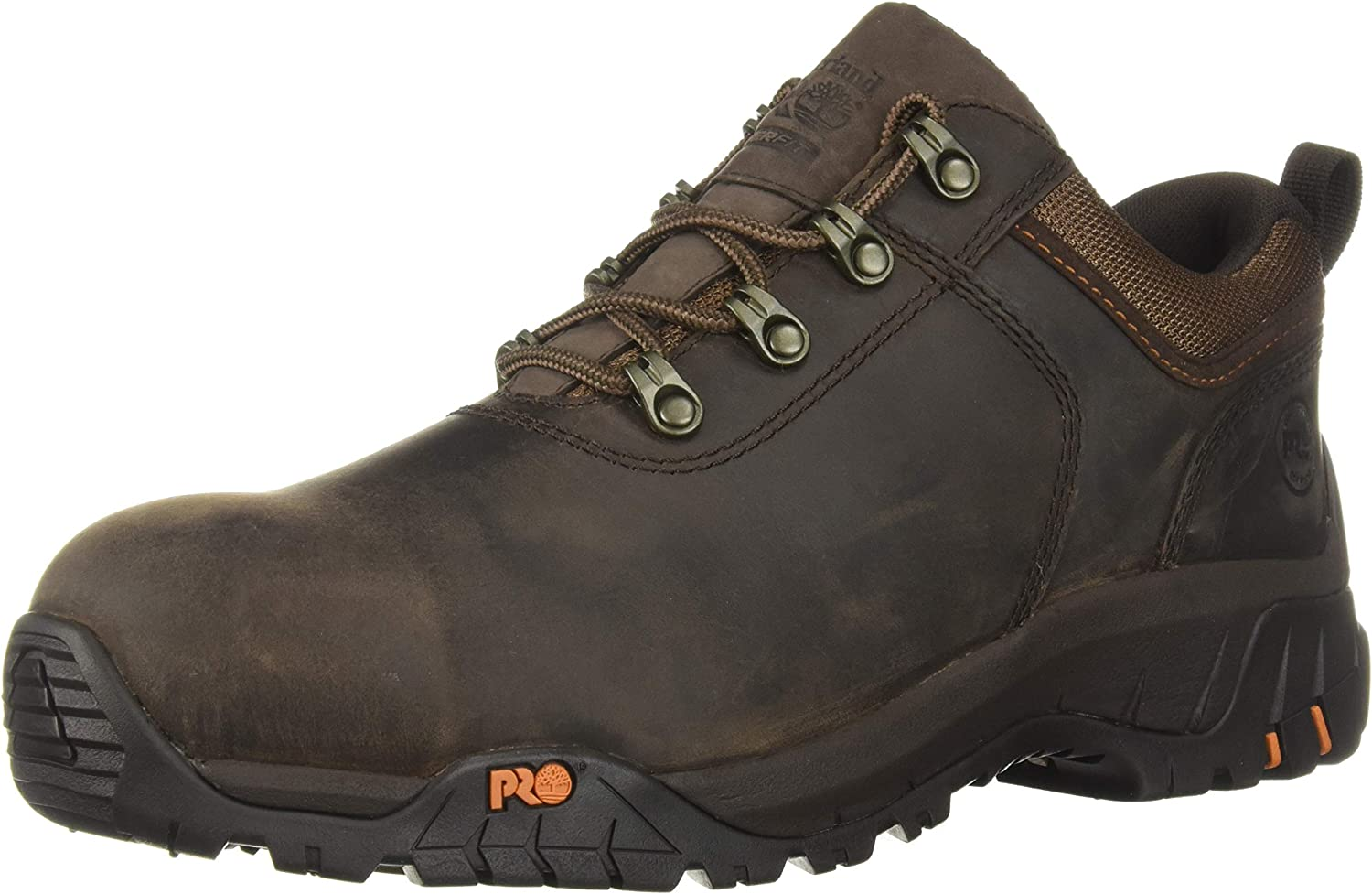 Timberland PRO Men's Outroader Oxford Composite Toe Industrial Boot, Brown, 13 W US