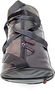 Maharth Gramin Udyog Superior Imitation Leather Shoulder Duffel Gym Bag (Brown)
