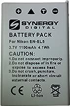 Nikon Coolpix P500 Digital Camera Battery (1100 mAh) - Replacement for Nikon EN-EL5