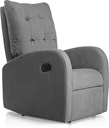 Amazon.es: Sillones individuales - Reclinables / Sillas ...