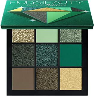 Palettes by Huda Beauty Emerald Obsessions Palette