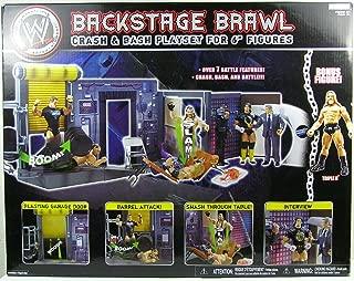 WWE Backstage Brawl Playset with Triple H Figure
