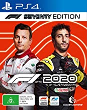 F1 2020 Seventy Edition - PlayStation 4