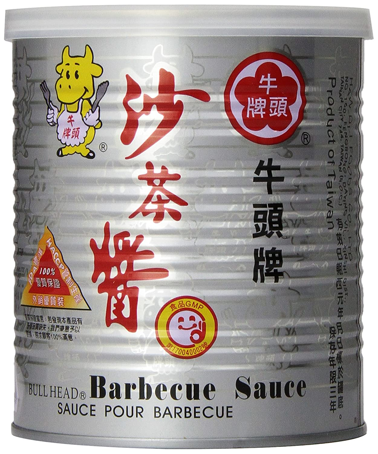 Easy-to-use Bullhead Spring new work Barbecue Sauce 26-Ounce