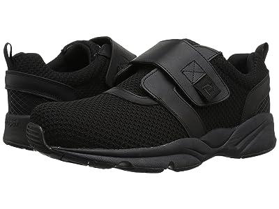 Propet Stability X Strap (Black) Men