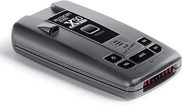 Escort Passport 8500X50 Black Radar Detector, Red Display