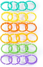 Bright Starts 8664 Anneaux Multicolores Fun Links
