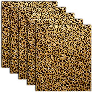 Best leopard print adhesive vinyl Reviews