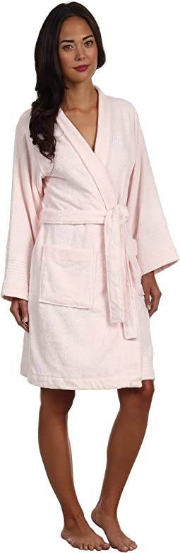 LAUREN Ralph Lauren - Greenwich Woven Terry Robe