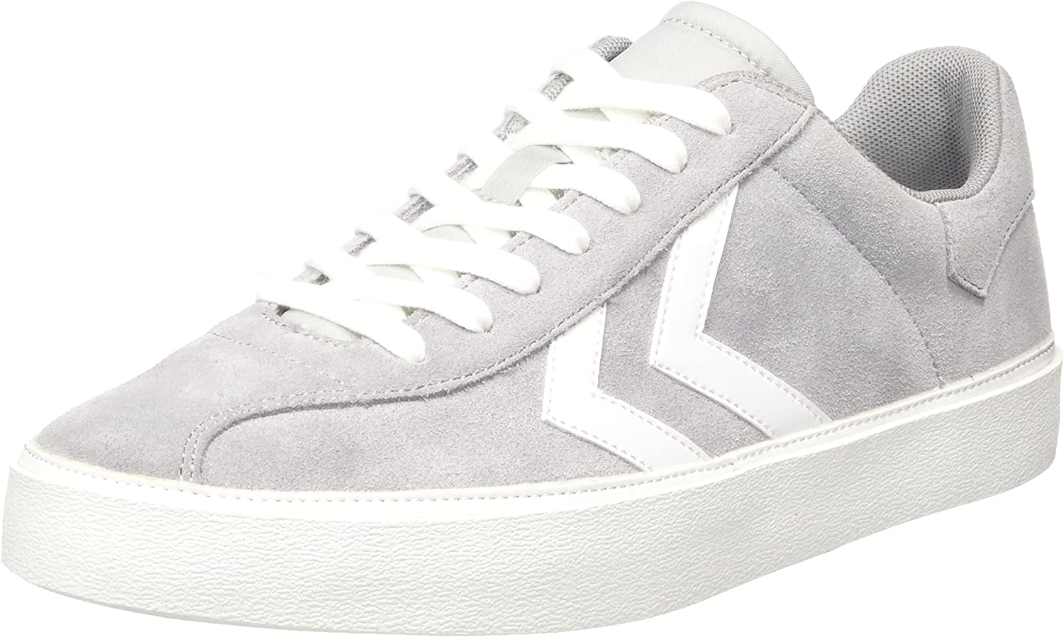 Hummel Unisex Adults' Diamant Suede Trainers