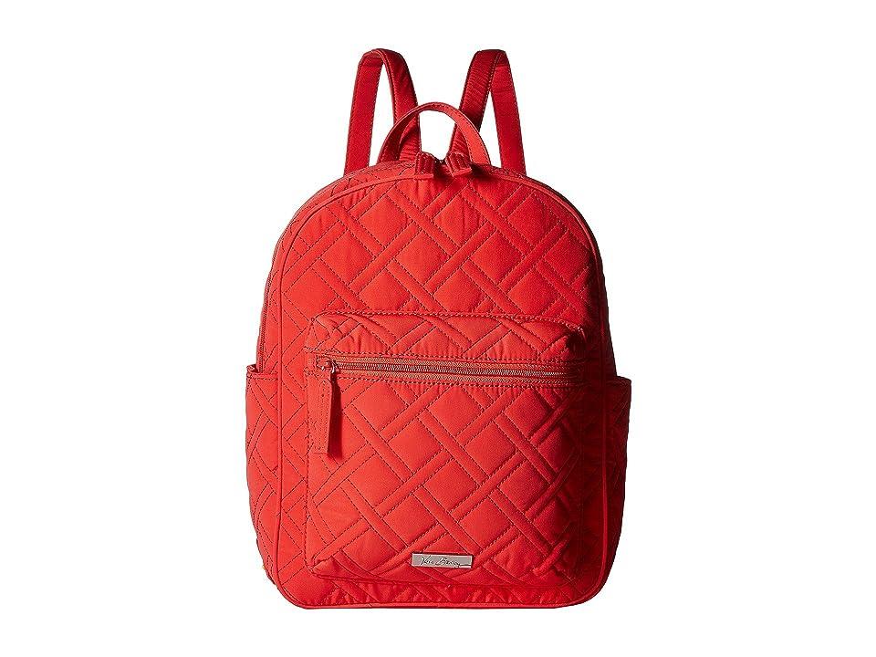 Vera Bradley Leighton Backpack (Canyon Sunset) Backpack Bags
