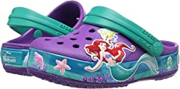 Crocs Kids Crocband Princess Ariel Clog (Toddler/Little Kid)