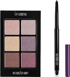Sponsored Ad - One Click Beauty b.SEDUCTIVE 2-Piece Eye Kit, Longwear Makeup, The Mauves