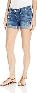 Women's Croxley Mid Thigh Jean Short