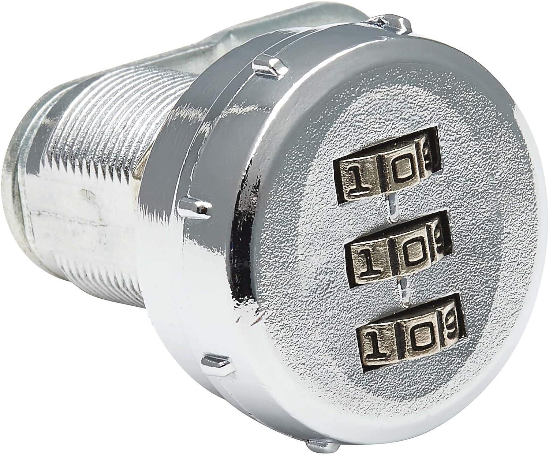 Tripp Lite SmartRack Lock Replacement, Combination Lock for Wall Mount Server Cabinets, Front Door Combo Lock (SRWCOMBO)