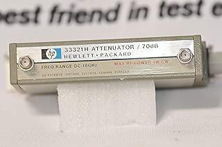 Agilent Keysight 33321H Attenuator DC - 18GHz, 70 dB (Certified Refurbished)