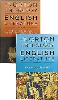 The Norton Anthology of English Literature, 10e Volumes A + B