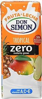 Leche Fruta Don Simon - Bebida refrescante mixta de zumo de