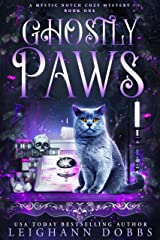 Ghostly Paws (Mystic Notch Cozy Mystery Series Book 1) Kindle Edition