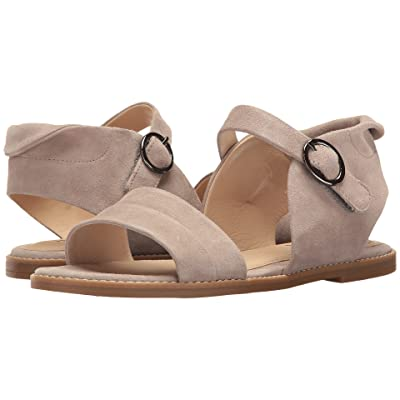 Hush Puppies Abia Chrissie VL (Light Taupe Suede) Women
