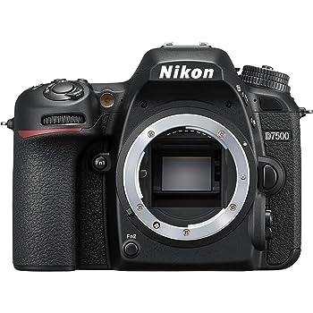 Nikon デジタル一眼レフカメラ D7500 ボディ ブラック