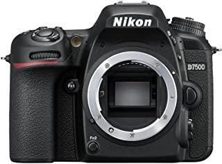 Nikon D7500Cámara réflex Digital 20.9Mpx SD de 8GB 200x Premium Lexar