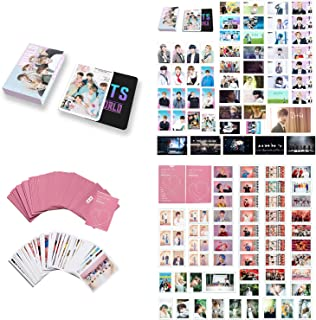 108 Pcs Kpop Bangtan Boys World Lomo Cards Map Of The Soul PostCards Gift Set For Army Daughter
