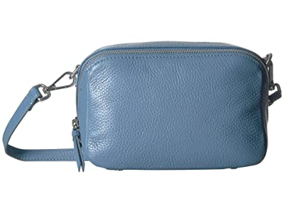 ECCO SP 3 Medium Boxy (Retro Blue) Wristlet Handbags