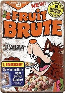 Fruit Brute General Mills Cereal Box Art 10