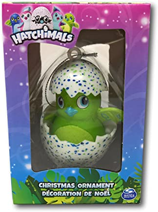Hatchimals Green Draggle Christmas Ornament