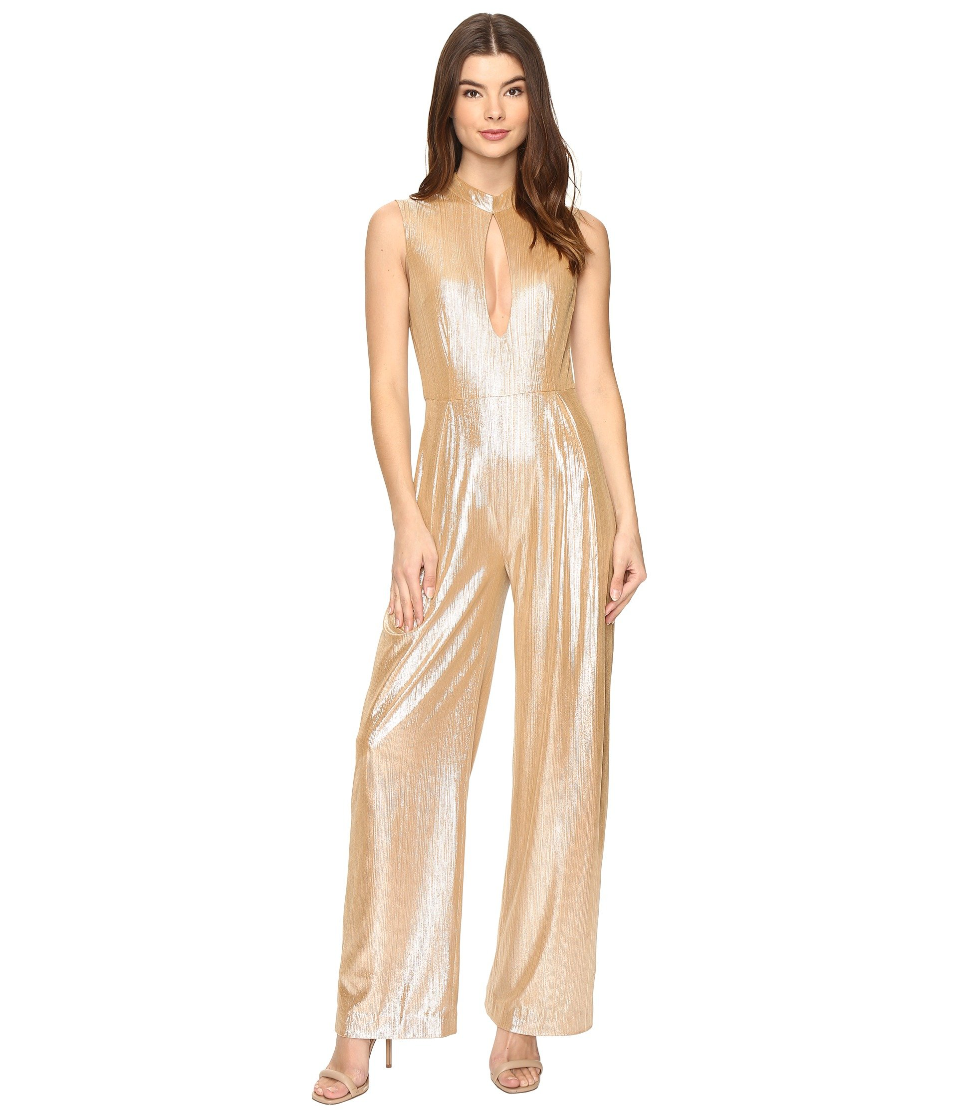 Stacy Plunge Jumpsuit