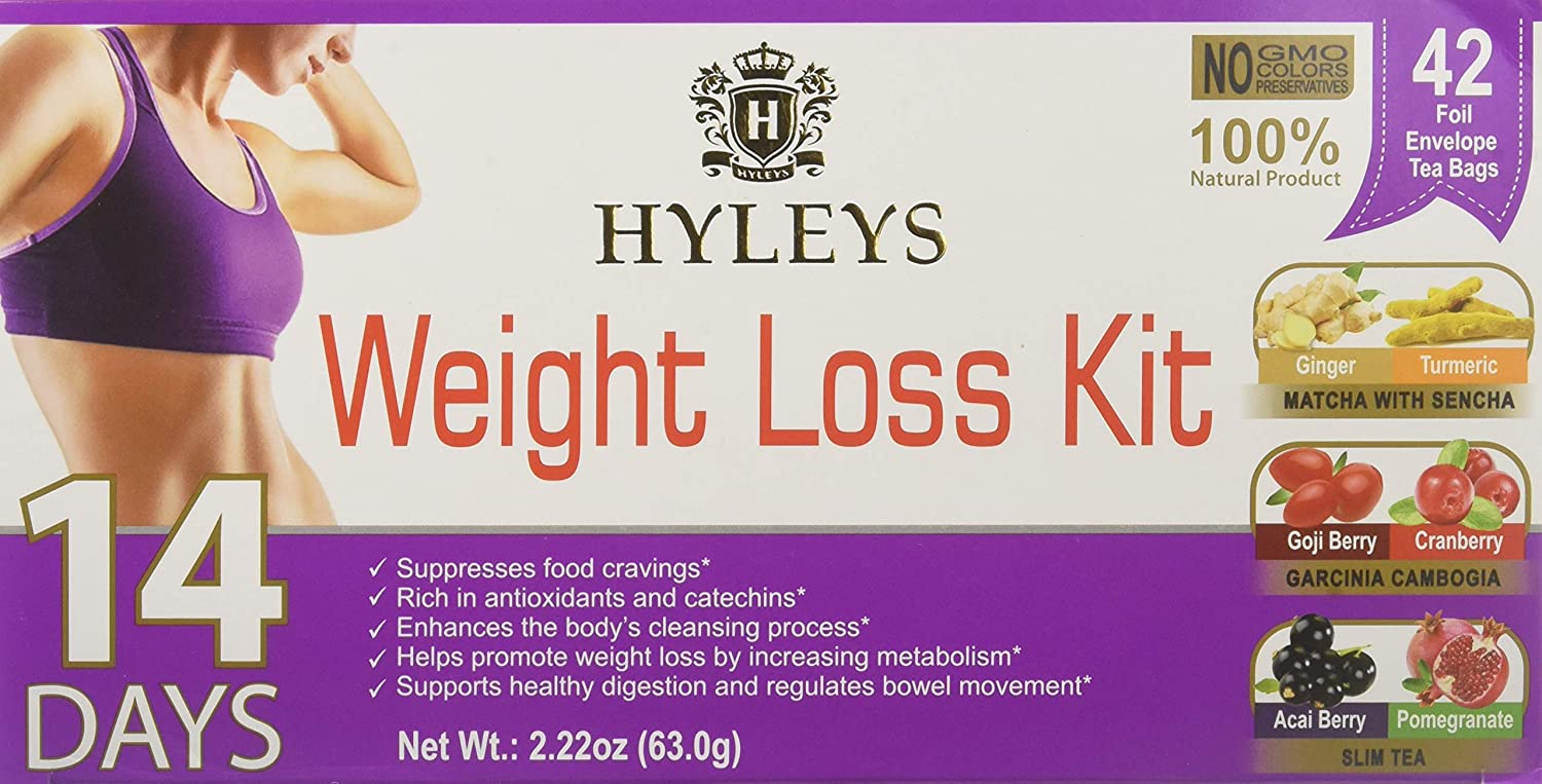 Hyleys Detox Tea for Cleanse and Loss Houston Mall Weight Los - 14 San Jose Mall Day