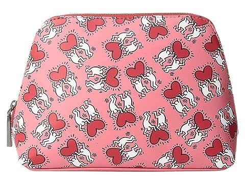 Alice + Olivia Keith Haring X Alice + Olivia Nikki Printed Cosmetic Case